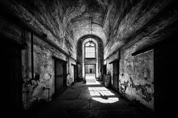 Eastern State Penitentiary: Doorways