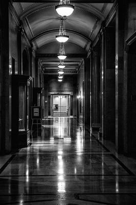 Inside the Fairmont Château Laurier Hotel