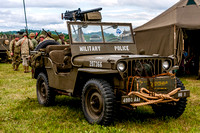 Military Police Jeep