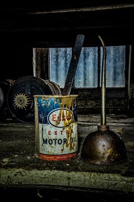 Esso Extra Motor Oil