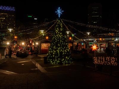 German Christmas Village Baltimore