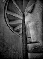 Spiral Lighthouse Stairs