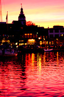 Annapolis Harbor Sunset